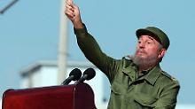 Vor einem Jahr ist Kubas Langzeitmachthaber Fidel Castro gestorben.