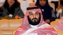 """Der Tag: Saudischer Kronprinz: Irans Führer ist """"neuer Hitler"""""""