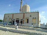 Blutiger Angriff auf Moschee: Terroristen töten 235 Menschen auf dem Sinai