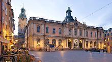 Missbrauch und Belästigungen: Skandal erschüttert Nobelpreis-Akademie