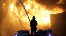 Tragödie in Georgien: Mehrere Menschen sterben bei Hotelbrand
