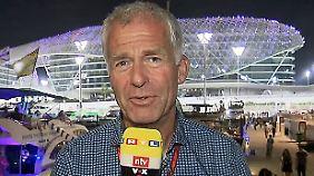 """Danner zum Qualifying in Abu Dhabi: """"Bottas braucht den Erfolg"""""""
