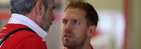 Ferrari droht, Ecclestone höhnt: Zukunftspläne der Formel 1 sorgen für Ärger