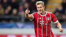 Der Sport-Tag: Lewandowski will Karriere in Los Angeles beenden