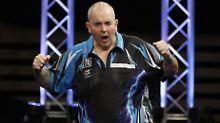 Der Sport-Tag: Jagd auf WM-Titel: Darts-Legende Taylor erwischt Hammer-Los