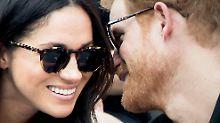 Hochzeit im Frühjahr 2018: Prinz Harry und Meghan Markle wollen heiraten