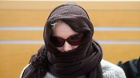 Die 22-jährige Laura S. muss sechs Jahre in Haft.
