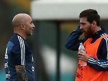 """""""Deutschland kein WM-Favorit"""": Argentiniens Trainer kritisiert Löws Spielstil"""