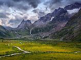 Jenseits von Postkarten-Romantik: Acht Berge, zwei Freunde, eine Sehnsucht