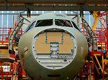 """""""Kasachgate"""" erreicht Paris: Ermittler wühlen in Airbus-Akten"""