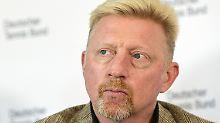 Ausstehende Honorare: Becker verklagt seinen Ex-Manager