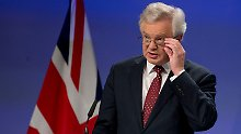 Grundsatzeinigung mit Brüssel?: London soll 45 Milliarden für Brexit zahlen