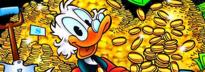 Die reichste Ente wird 70: Wie viel Dagobert Duck steckt in Trump?