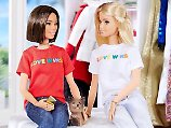 Puppe mit eindeutiger Botschaft: Barbie kämpft jetzt für die Homoehe