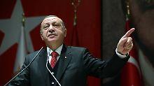 Nach Putschversuch in der Türkei: Erdogan will 300 Soldaten verhaften lassen