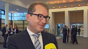 """Dobrindt zu Glyphosat-Alleingang: """"Kann Aufregung der SPD nicht hundertprozentig nachvollziehen"""""""