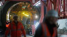Sieben Milliarden Euro Kosten: Abbruch von Stuttgart 21 wäre (noch) teurer