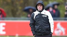 Jedes Spiel ein Endspiel: Köln verweigert Stöger die Jobgarantie