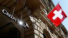 Schmankerl für Aktionäre: Credit Suisse will Rendite hochschrauben