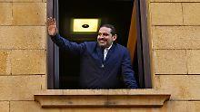 """Libanon nach dem Riad-Drama: So profitiert Hariri von seiner """"Geiselhaft"""""""