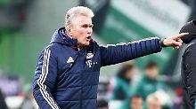 So Julian, du gehst zum BVB und du Thomas, du kommst zum FC Bayern - Läuft's so? Nun, Jupp Heynckes hat offenbar Mitspracherecht bei der Frage nach dem neuen Bayern-Trainer.
