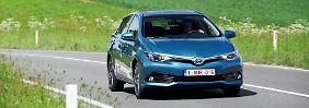 Gebraucht ein Vernunftauto: Toyota Auris II - Mängel bleiben Mangelware