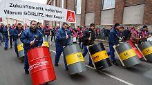 Pläne über massiven Stellenabbau: Siemens-Betriebsrat will doch verhandeln