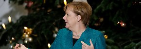 ... ein paar Tage Zeit hat Kanzlerin Angela Merkel noch bis zum Heiligabend.