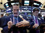Warten auf Trumps Steuerreform: Dow Jones gewinnt mehr als 330 Punkte