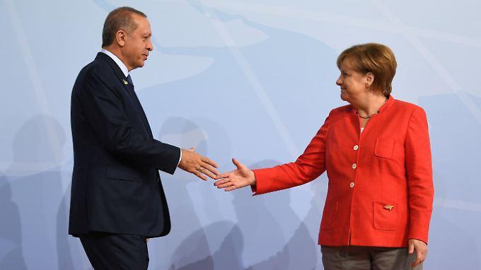Stehen die Zeichen zwischen der Türkei und Deutschland wieder auf Annäherung?