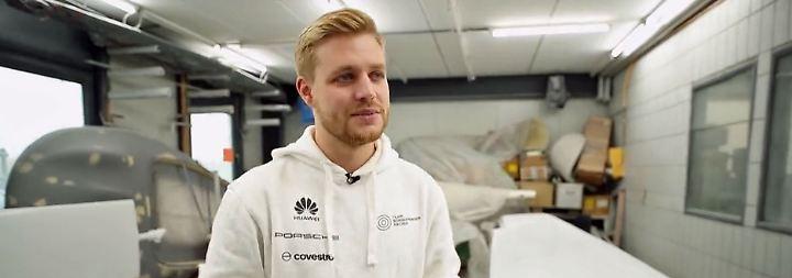 """Startup News: Enno Dülberg, Sonnenwagen Aachen: """"Haben nicht viel Wert auf Komfort gelegt"""""""