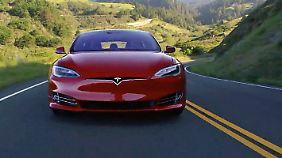 Falsche Zahlen für Elektroautoprämie?: Tesla steht unter Schummelverdacht