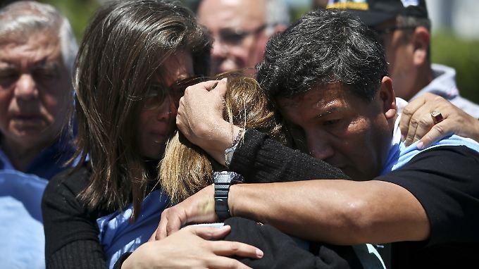 Ende aller Hoffnung: Argentinien erklärt vermisste U-Boot-Besatzung für tot