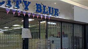Verwaiste Shopping Malls: Online-Konkurrenz zerstört US-Einzelhandel