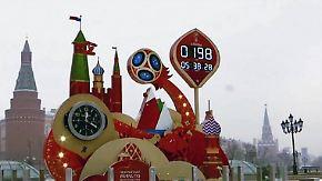 Korruption, Doping und marode Stadien: Russlands Traum-WM droht zum Albtraum zu werden