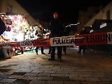 Bombenalarm in Potsdam: Polizei sprengt verdächtiges Paket