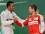 Der Sport-Tag: Wechsel zu Ferrari? Das sagt Lewis Hamilton