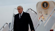 Grundlage für globalen Pakt: Trump verwirft UN-Flüchtlingsvereinbarung