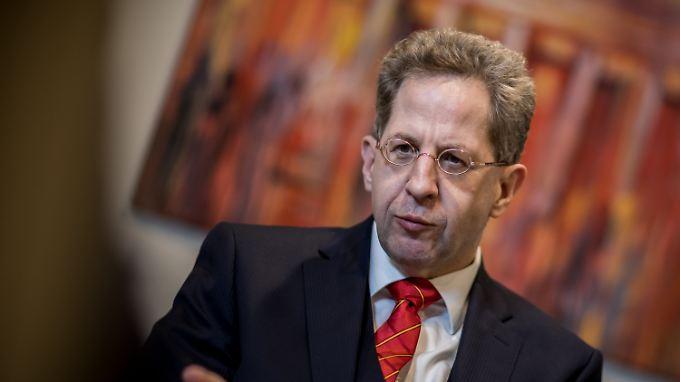 Hans-Georg Maaßen sieht eine Entwicklung, die noch problematisch werden könnte.