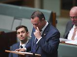 Der Tag: Australien: Abgeordneter macht Heiratsantrag im Parlament