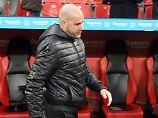 Erst Real, dann Europaliga?: Dortmunds Bosz kämpft um seinen Job