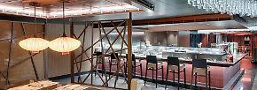 """Neuer Kreuzfahrtriese auf See: Einblicke in die """"MSC Seaside"""""""