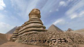 n-tv Dokumentation: Giganten der Geschichte - Die Sphinx