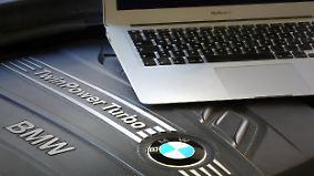Vorwurf der Deutschen Umwelthilfe: Auch BMW soll beim Diesel getrickst haben