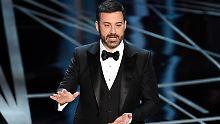 Mit sieben Monaten: Zweite Herz-OP für Jimmy Kimmels Sohn