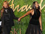 Stil und Eleganz: Die doppelte Naomi