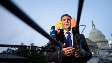 """""""US-Dominanz wird Geschichte"""": Wie Gabriel sich Außenpolitik vorstellt"""