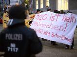 Polizeieinsatz zu G20-Krawallen: Linke Szene wusste wohl vorab von Razzien