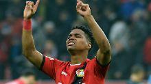 Der Sport-Tag: Lange Sperre für Leverkusens Wendell