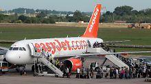 München, Frankfurt und mehr: Easyjet startet bald Inlandstrecken ab Tegel